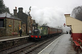 Joem at Goathland | by nymr.co.uk
