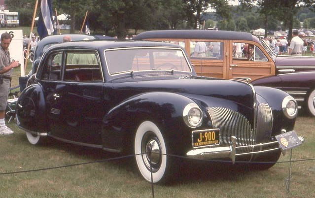 1940 lincoln continental coupe flickr photo sharing. Black Bedroom Furniture Sets. Home Design Ideas