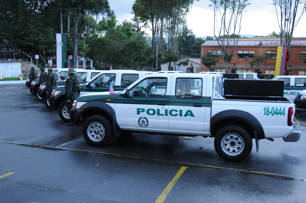 Veh 237 Culos Polic 237 A Nacional De Colombia Polic 237 A Nacional