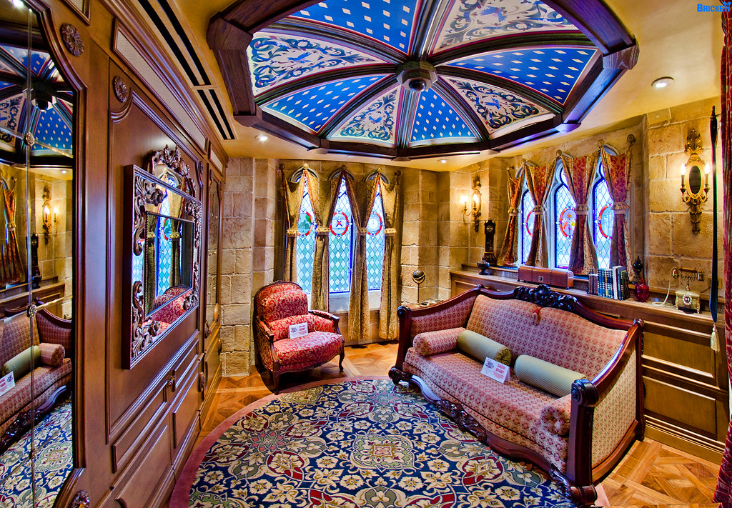 Hotel Rooms In Disney World Castle