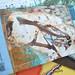 tazo tea recycled bookmark reverse