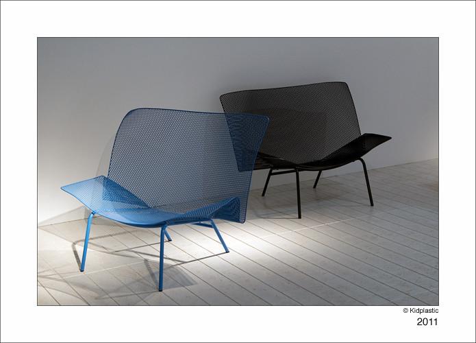 Fran ois azambourg fauteuil grillag cinna salon maiso flickr - Fauteuil cinna ottoman ...
