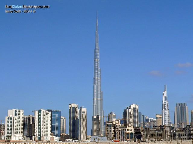 Burj Khalifa Interior Photos And The View From The Burj