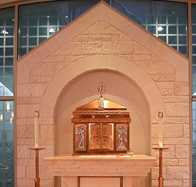 God's Presence in the Tabernacle, St. John Vianney Roman C ...