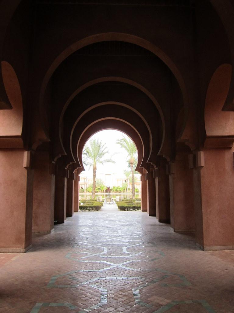 Hotel Amanjena Marrakech
