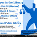 Lawyer in the Library: Feb. 16 (Weekes) and March 5 & 7 (Main Library)