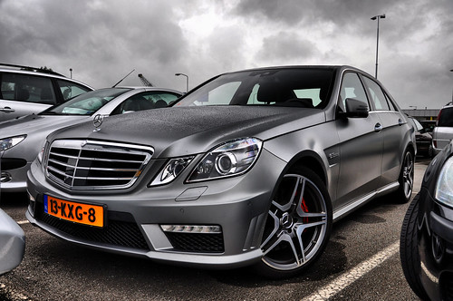 Mercedes-Benz E63 AMG W212 | by T and S Carphotography