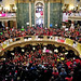 Madison Protest: Inside the rotunda