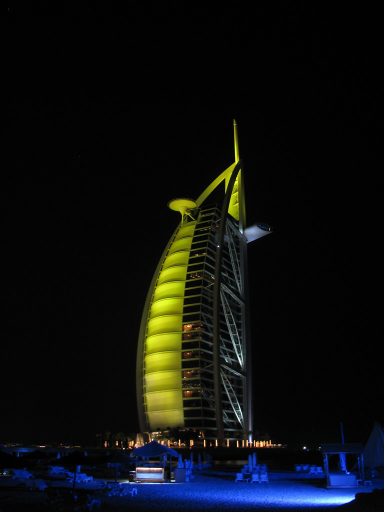 Burj Al Arab - Visit Dubai