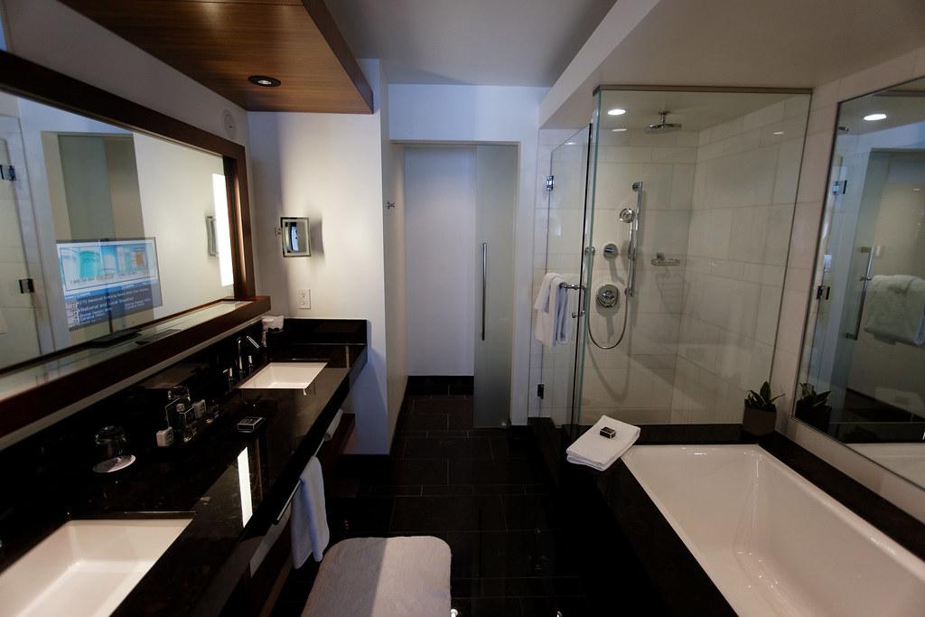 Gustowna, nowoczesna łazienka