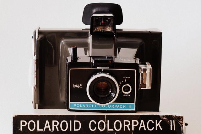 polaroid colorpack ii flickr photo sharing. Black Bedroom Furniture Sets. Home Design Ideas