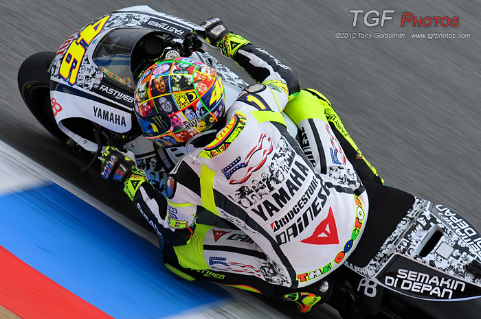 Valentino Rossi  Valentino Rossi during practice for the 20…  Flickr