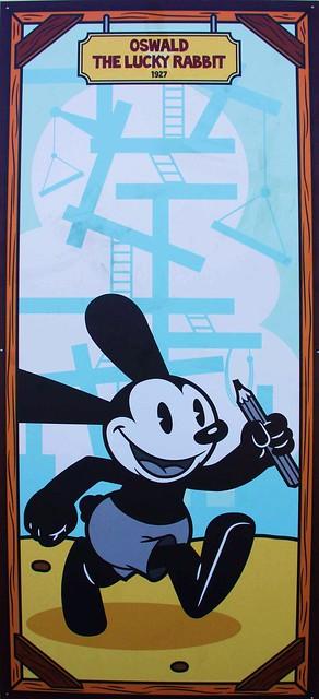 Oswald el conejo afortunado [Serie] 5416484563_536a9a484a_z