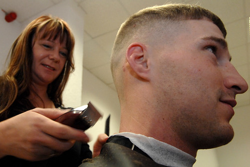Sembach Barber Shop Stays Open | by heraldpost