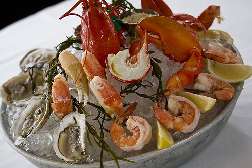 Seafood Deluxe | by Inspired Catering & Events