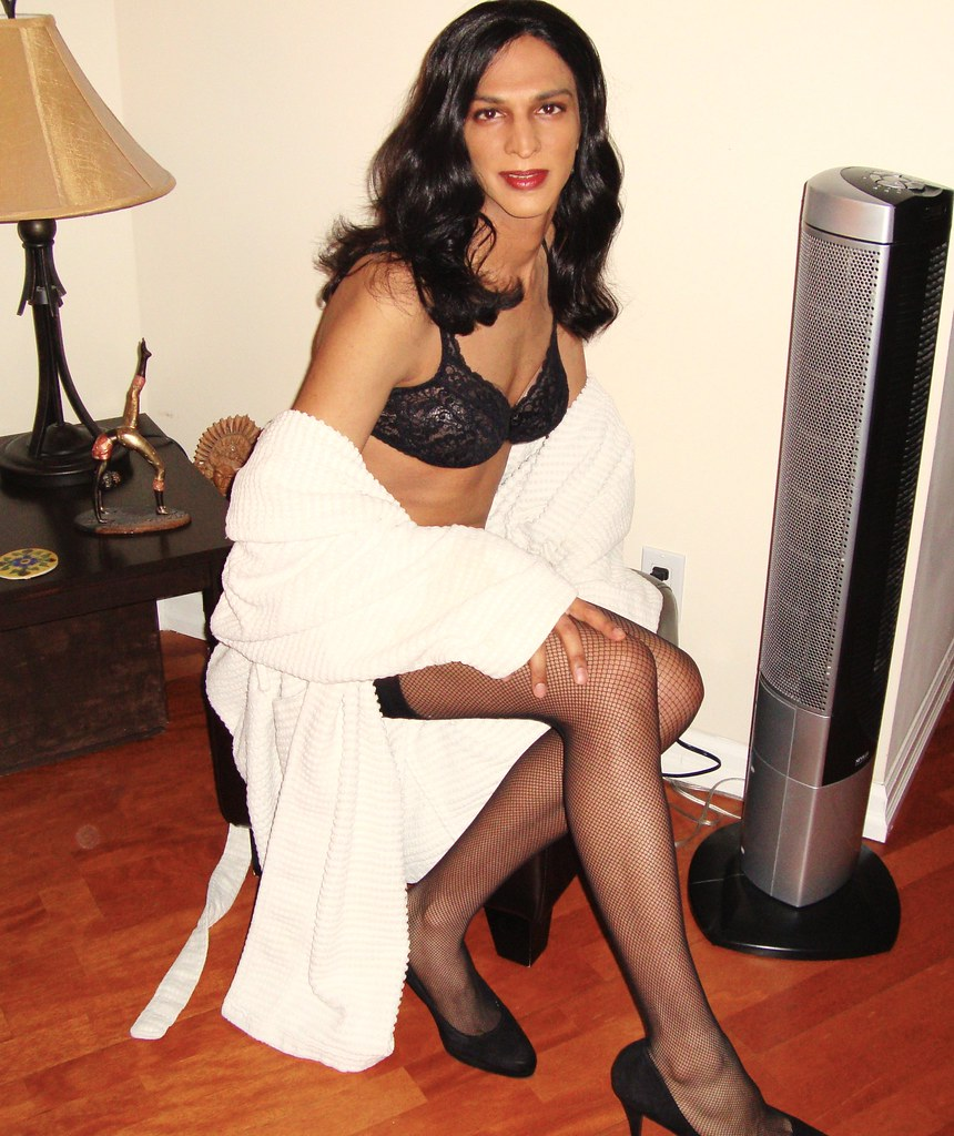 Dsc01374  Just My Bra And Panties And My Bath Robe -1440
