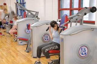 John Compardo Fitness Center | by DeSales University