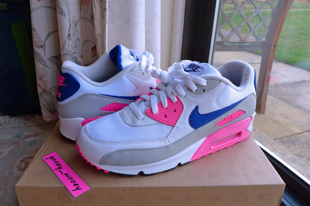 more photos 5c206 66701 ... canada nike wmns air max 90 asian concord laser pink 10. flickr 9b4af  6d7a0