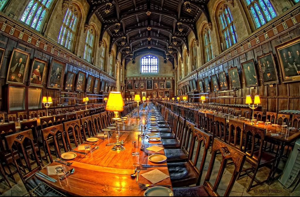 Hogwarts vs Harvard  Harvard College