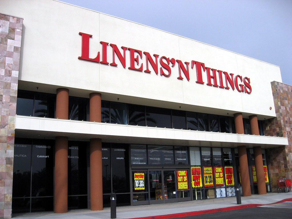 Linens 'n Things (indianheadprimefavor.tk) is an online retailer of home textiles, housewares and decorative home accessories. Until , the company also did business across the United States and Canada as a big box retailer under the name Linens 'n Things, Inc. Headquartered in Clifton, New Jersey, Fate: Chapter 11 Bankruptcy (retail stores).