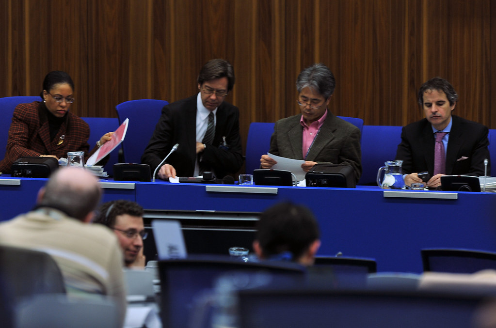 02810238 | Day 7: IAEA Briefs Member States on Latest ...
