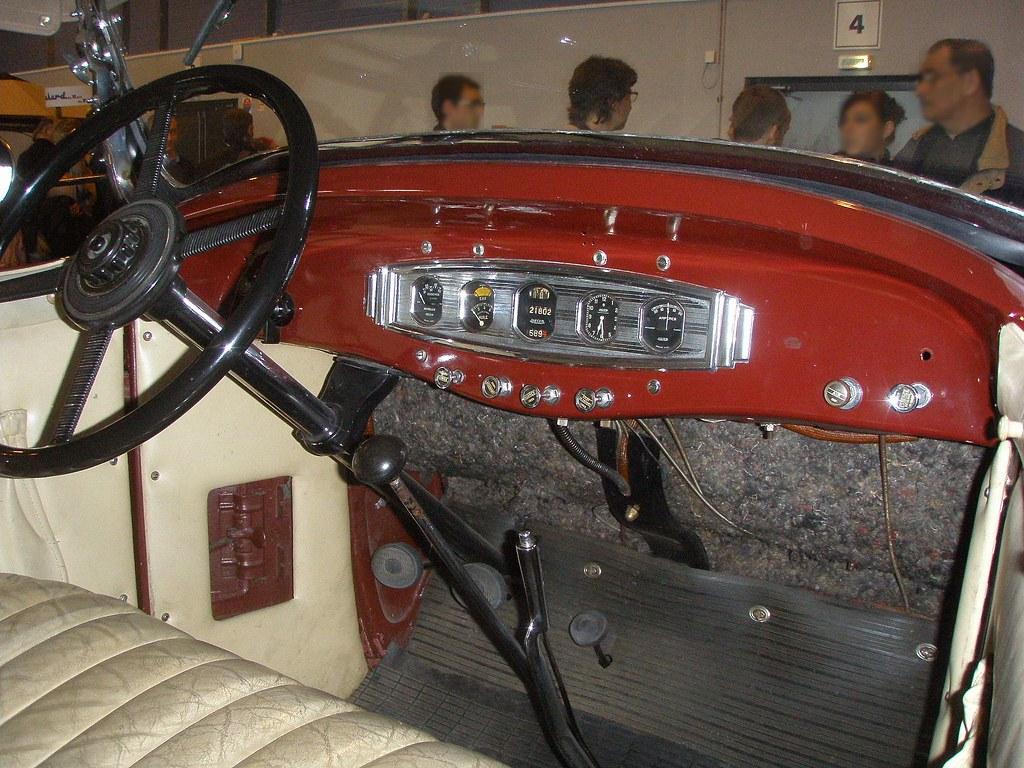 citroen c6 roadster 1931 tableau de bord arras f 62 20 flickr. Black Bedroom Furniture Sets. Home Design Ideas