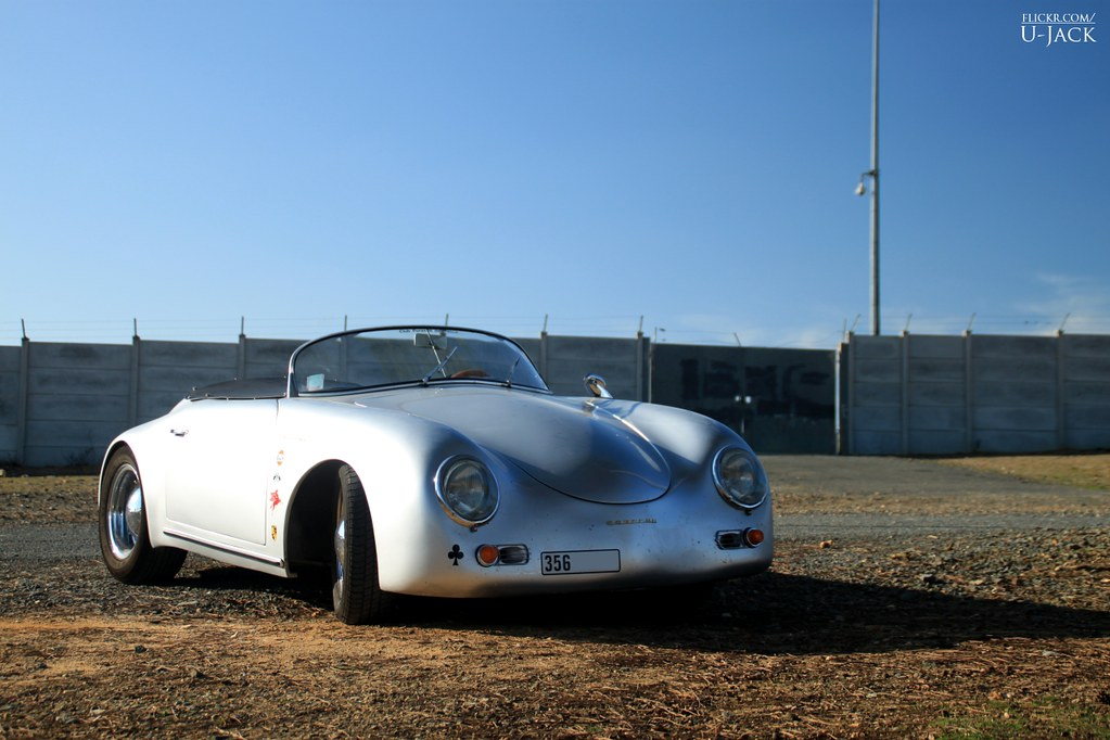 Porsche 356 Speedster Replica Rallye De Paris 2011 Circu Flickr