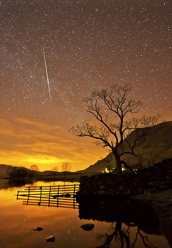Shooting Star Over Crummock Water (Explored) | by andy.8ball