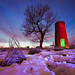 Red Silo; Green Light