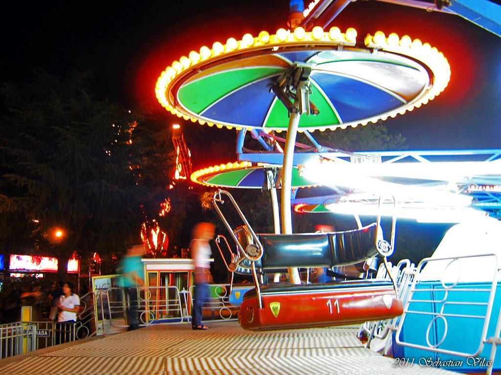 Twister (Paratrooper Ride) | Twister del Superpark de ...