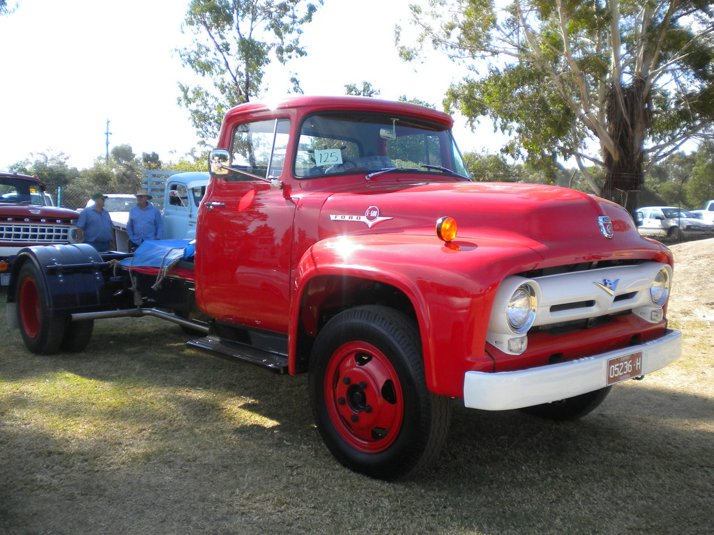 Ford Coe1952 F Series Truck Lowered 1952 1946 1949 Coe 500 Nice Old V8 At The Show