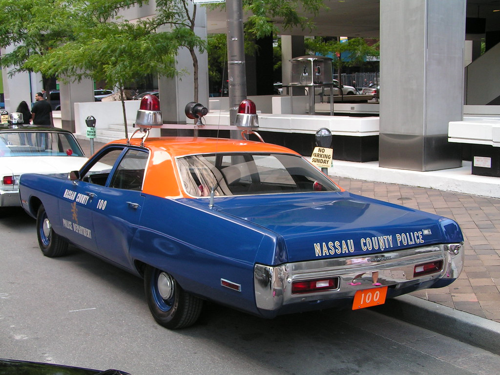 1971 Plymouth Fury Police Car 1971 Plymouth Fury Ted