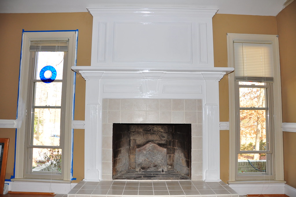 Image for Fireplace Mantels For Christmas