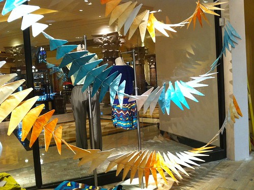 02.21.11 Anthropologie at The Forum Shops at Caesars | by m j c