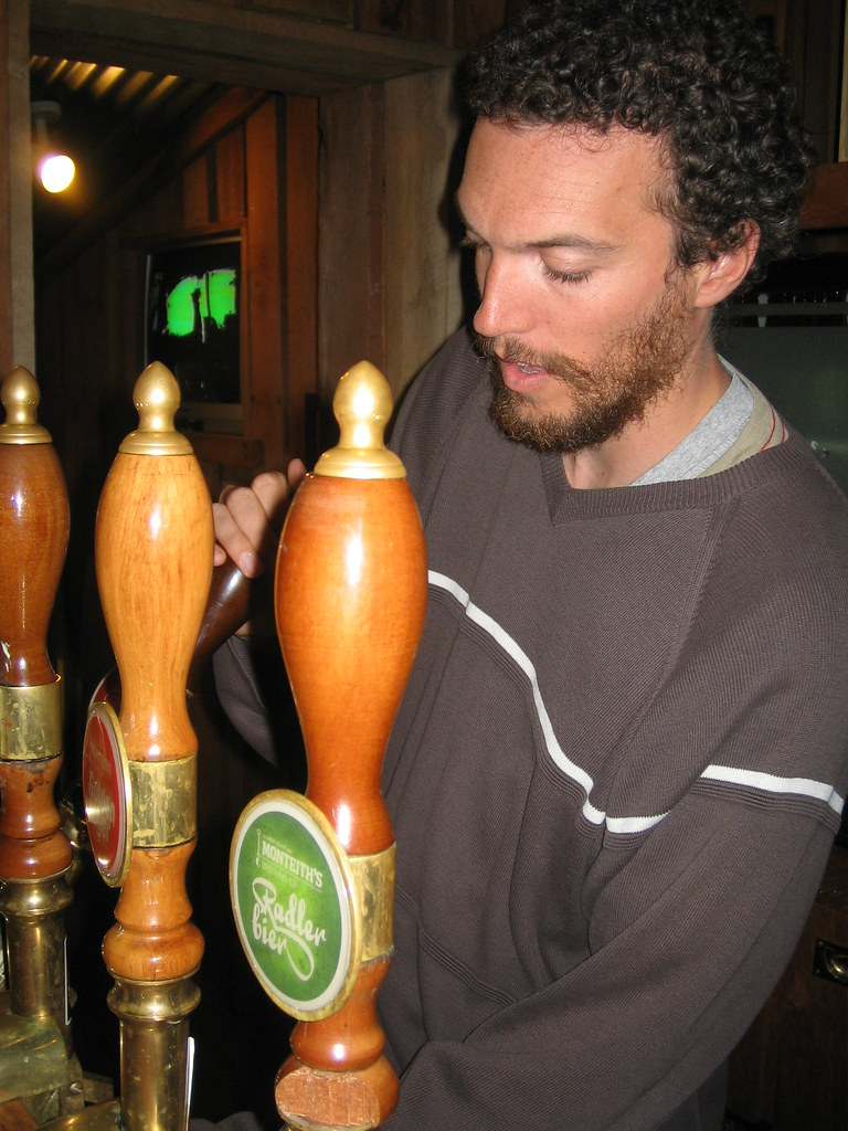 Pouring a 'pint' of my own