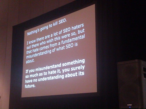 SMX West 2011 Keynote: State of Search | by Bruce Clay, Inc