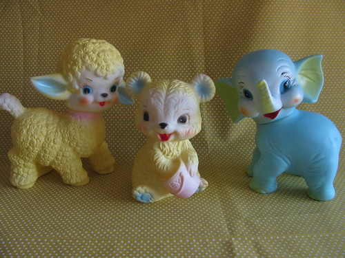 Squeeze Baby toys | by Retro Mama69