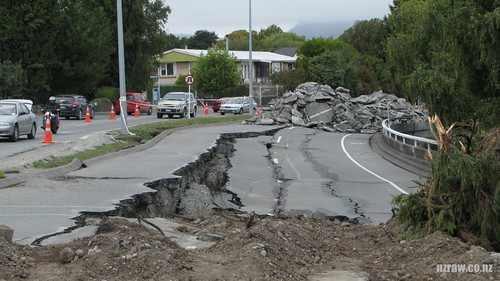 Fitzgerald Avenue Earthquake Damage | by Mark Lincoln