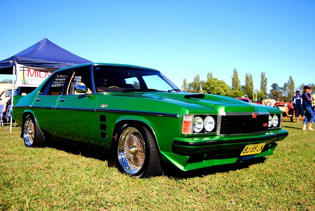 Photographs Holden HZ GTS - sa5.1-themes