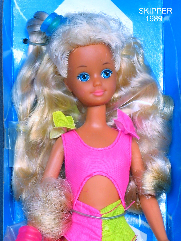 "Wet n' Wild Skipper | Skipper ""Wet n' Wild"" vinyl doll ..."