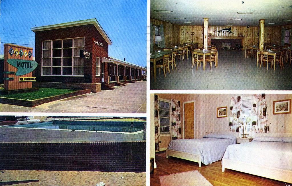 Owens Motel Nc