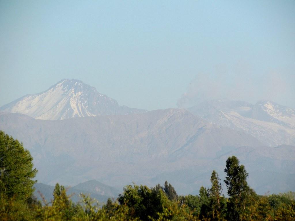 Planchon Peteroa Volcán Planchón Peteroa