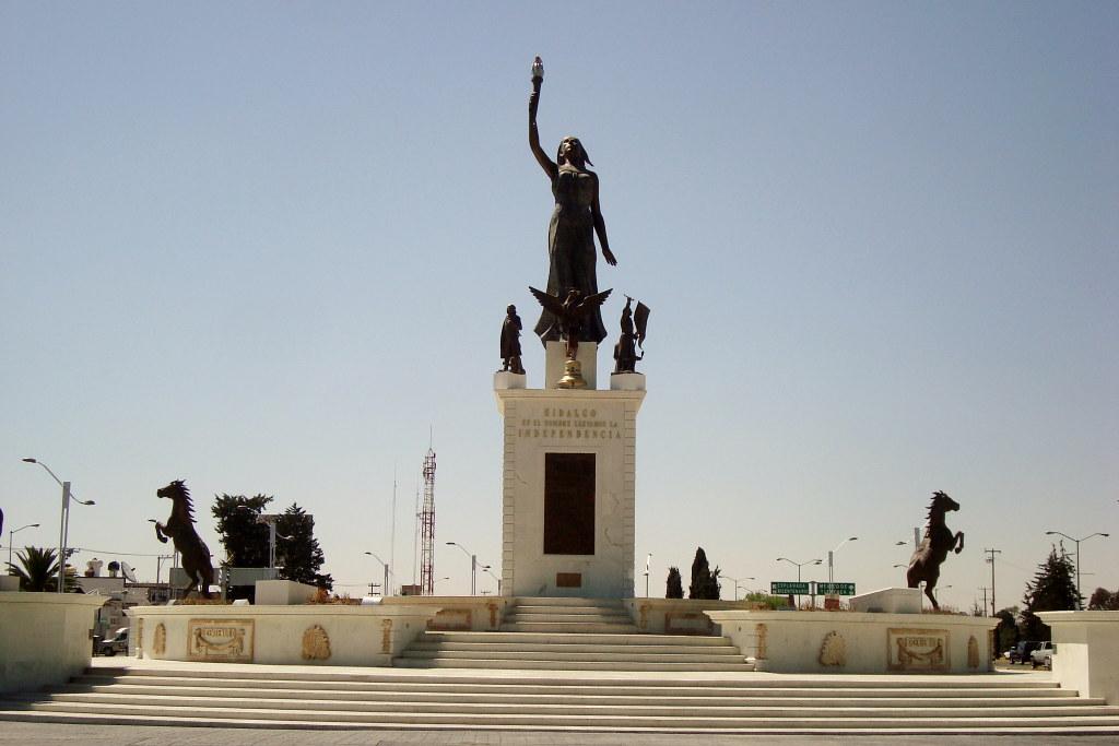 08 >> Monumento a Hidalgo, Pachuca. Edo. de Hidalgo, México | Flickr