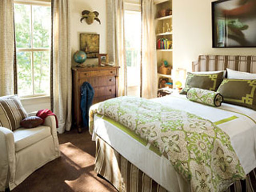 boys bedroom southern living blogg