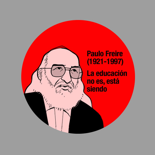 paulo freire and revolutionary education essay Free essay: throughout history, many men and women have made important contributions to the world of education amongst these is the brazilian scholar paulo.