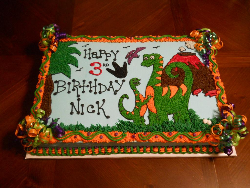 Decorations For Happy Birthday Cakes