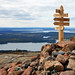 Atop Sargent Mountain, Acadia National Park