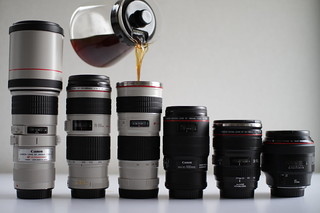Don't Pour Coffee into Your Real Lens! | by Takashi(aes256)