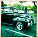 Vintage cars Art Deco Weekend, Napier, Hawke's Bay, New Zealand