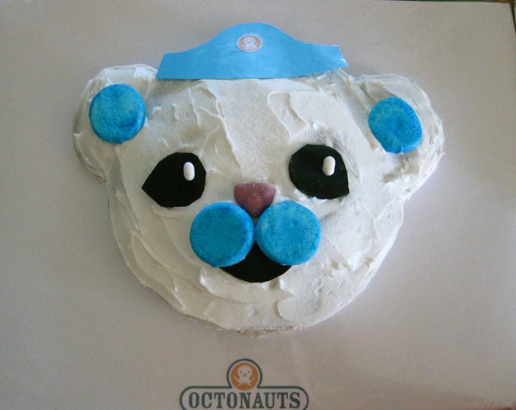 Octonauts Cake Decorations